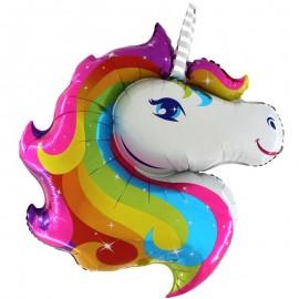 palloncino unicorno arcobaleno