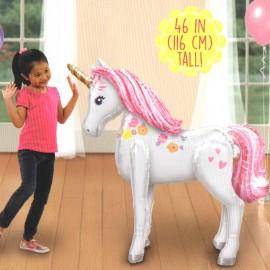 palloncino unicorno air walker