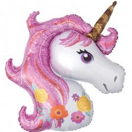 palloncino unicorno super shape