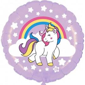 palloncino unicorno festa
