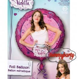 palloncino violetta mylar