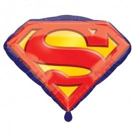 palloncino emblema di superman