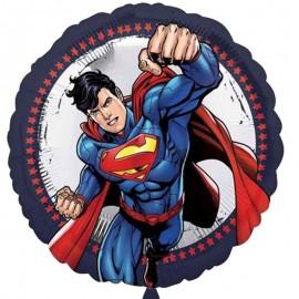 palloncino superman rotondo
