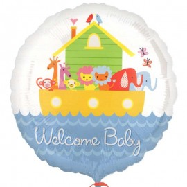 Palloncino Welcome Baby...