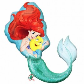 palloncino sagomato di Ariel