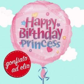palloncino ad elio Happy birthday