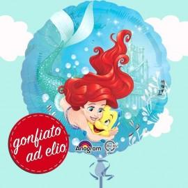 palloncino Ariel gonfiato ad elio