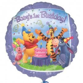 palloncino Winnie the Pooh e amici