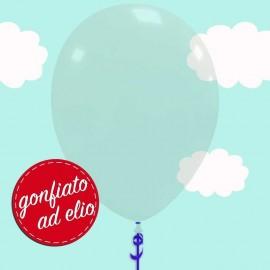 palloncino trasparente ad elio
