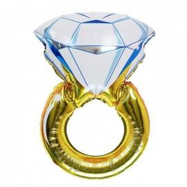 palloncino anello fidanzamento