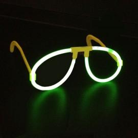 montatura per occhiali luminosi fluo pz.1
