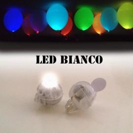 led colore bianco a batterie pz.1