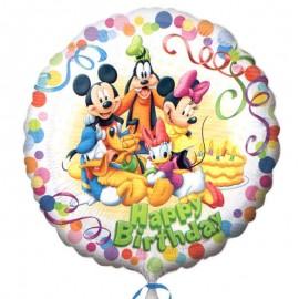 palloncino topolino e amici da 18 pollici