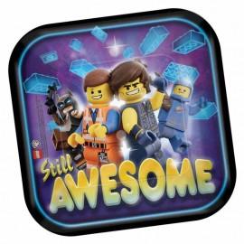 Lego Movie 2 Piatto Piccolo...