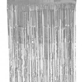 frange decorative argento