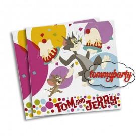 Tovaglioli Tom e Jerry