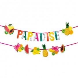 festone paradise frutta