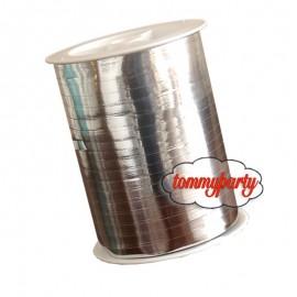 nastro pacchetti argento metallizzato