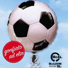 palloncino pallone soccer ad elio