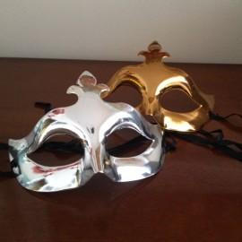 Maschera Metallizzata pvc