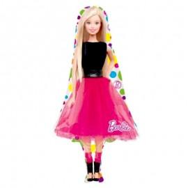 palloncino barbie super shape sagoma