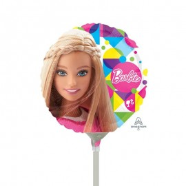 palloncino mini shape barbie