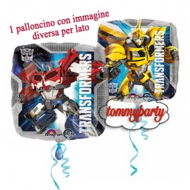 transformers palloncino