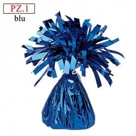 pesetto blu metallizzato