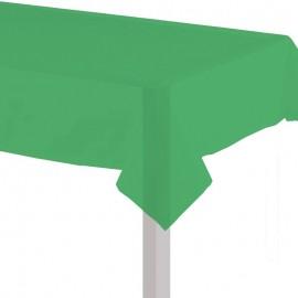 tovaglia verde pvc