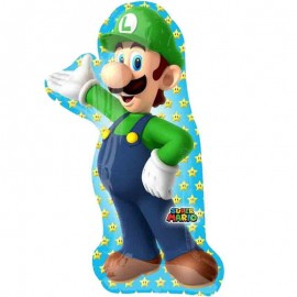 palloncino di Luigi Super Mario