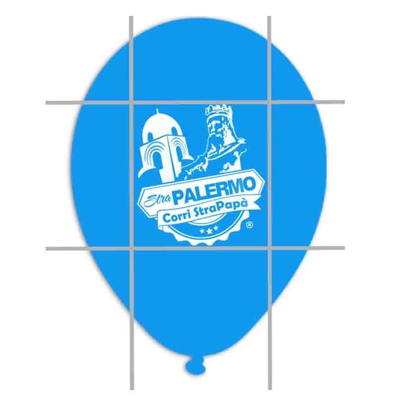 palloncino aziendale personalizzato