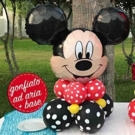 composizione palloncino Mickey Mouse