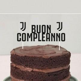 cake topper juventus