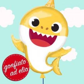 palloncino baby share giallo ad elio