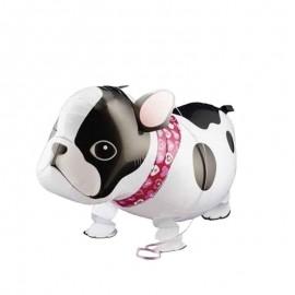 palloncino bulldog pet walker
