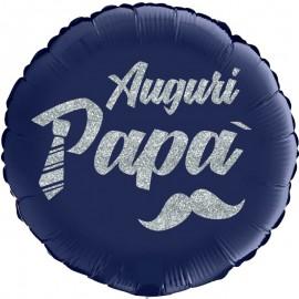 palloncino auguri papà mylar
