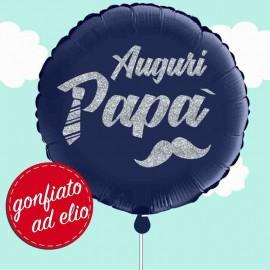 palloncino auguri papà ad elio