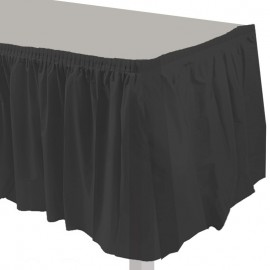 gonnellina tavola nera