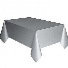 tovaglia argento pvc