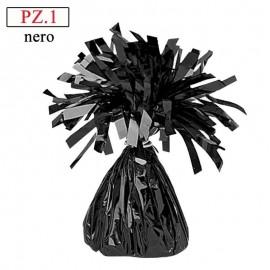 pesetto per palloncini nero