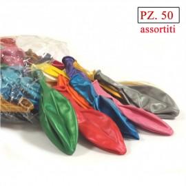 palloncini metallizzati assortiti 19 pollici