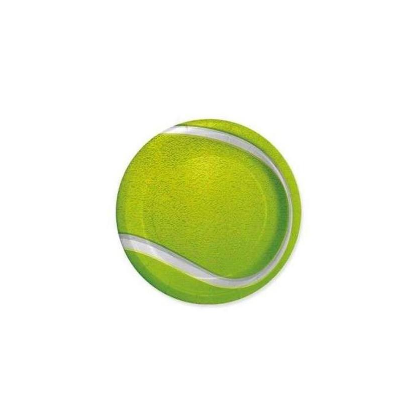 piattino tennis per merenda