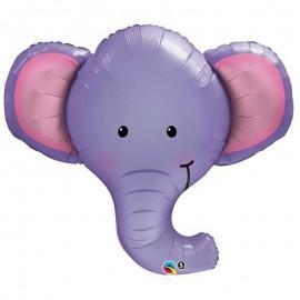palloncino elefante animale