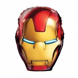 Palloncino Iron Man Testa