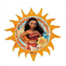 palloncino sole Vaiana Oceania