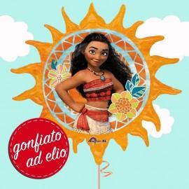palloncino ad elio sole Vaiana Oceania