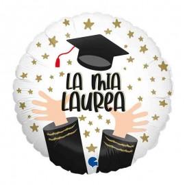 palloncino la mia laurea