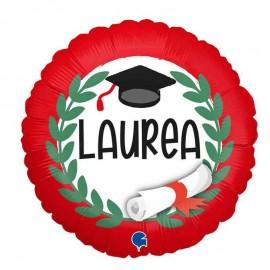 "Palloncino 18"" mylar Laurea..."