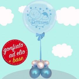 bubble battesimo bimbo ad elio