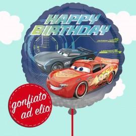 palloncino ad elio di cars 3